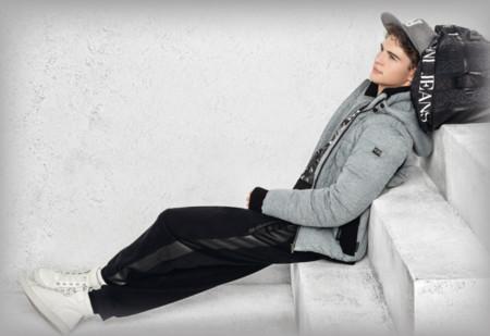 Armani Jeans presenta su dinámica visión del estilo para la temporada