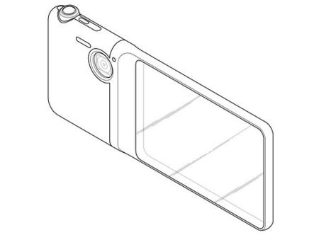 Samsung podría estar trabajando en cámaras con pantallas transparentes