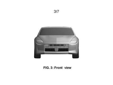 Nissan Z Proto 2022 Filtrado 1