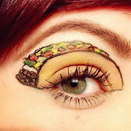 TrendInFood: Maquillaje de tacos