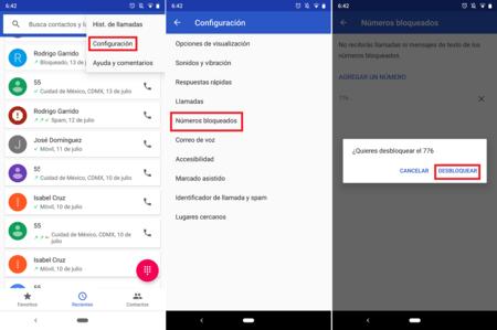 Desbloquear Numero Android Mexico