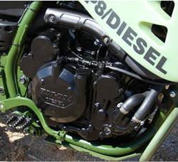 HDT diesel military