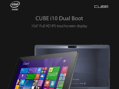 Tablet Cube i10 32GB/2GB RAM por 95 euros y envío gratis