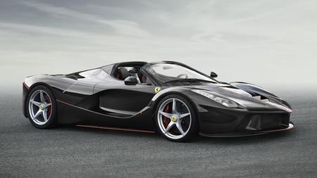 Ferrari Laferrari Aperta 2016 1