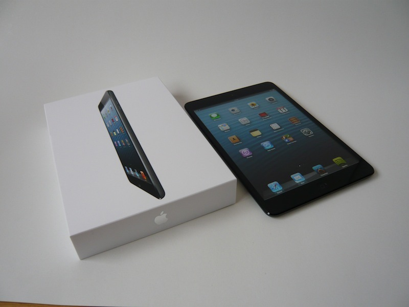 Foto de Diseño exterior del iPad mini (8/30)
