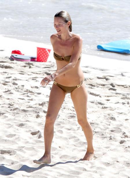 ¿Bikinis que realzan el pecho? Así los llevan Olivia ...