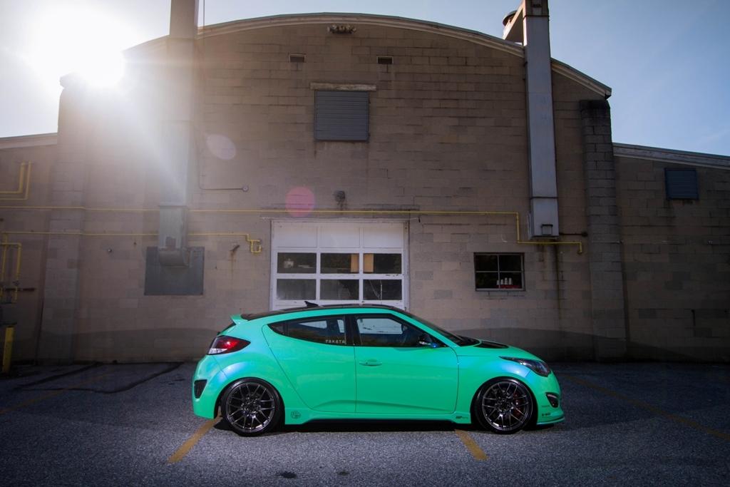 Foto de Hyundai Veloster By Fox Marketing (10/14)