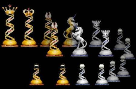 Jewel Royale, piedras preciosas para un juego de ajedrez fabuloso