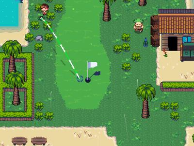 Anunciado Golf Story para Nintendo Switch, el juego ideal para los amantes de este deporte y los RPG