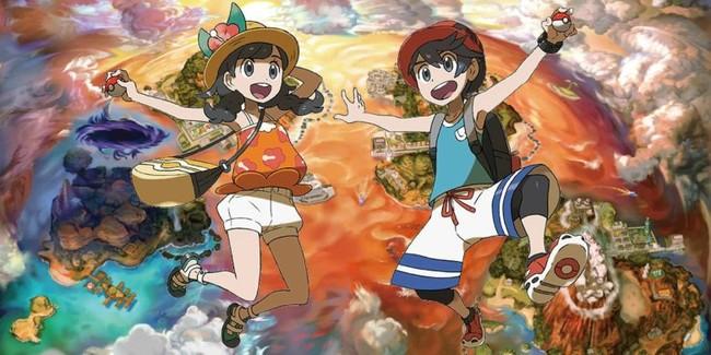 Pokémon Ultrasol y Ultraluna ya están a la venta y lo celebran con su mejor tráiler hasta la fecha