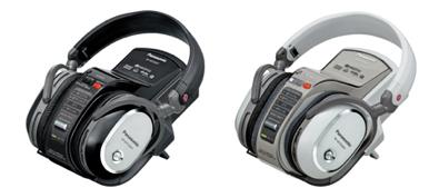 Panasonic RP-FW5500, auriculares inalámbricos con soporte 5.1