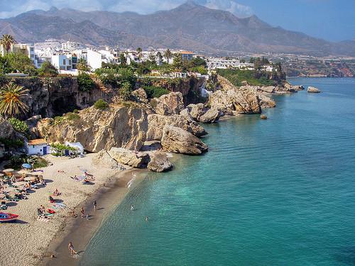 Las mejores playas de m laga - Las mejores casas rurales de andalucia ...