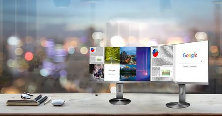 AOC presenta su nuevo monitor todoterreno, es el U2790PQU y llega con resolución 4K y 27 pulgadas