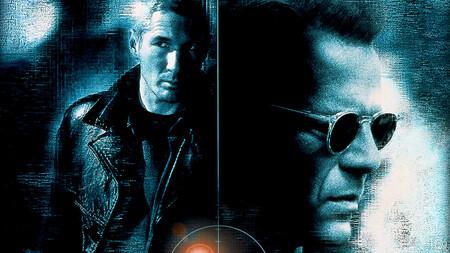 'Chacal': Bruce Willis se enfrenta a Richard Gere en un entretenido thriller al servicio de sus dos estrellas