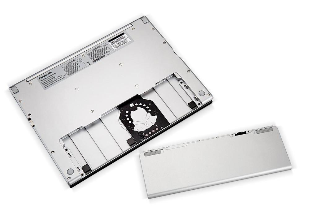 Panasonic Toughbook Cf Xz26 Vista Touchpad
