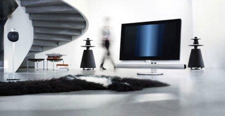 BeoVision 7-55 añade una dimensión y reproductor Blu-Ray