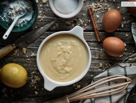 Crema pastelera casera: la receta más fácil para triunfar en todos tus postres