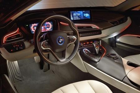 BMW i8 cuadro mandos