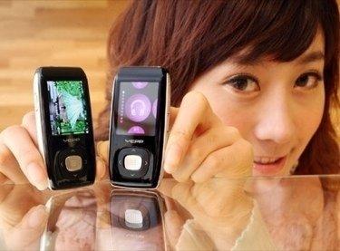 Samsung YP-T9, con 8 GB de capacidad