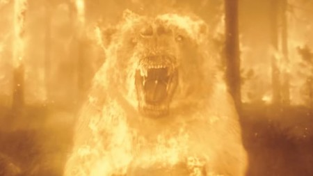 Only The Brave Flaming Bear