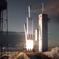 SpaceX lanzará en noviembre su primer Falcon Heavy, el cohete para llevar al hombre a Marte