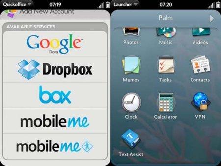 Aparecen imágenes de webOS 2.0