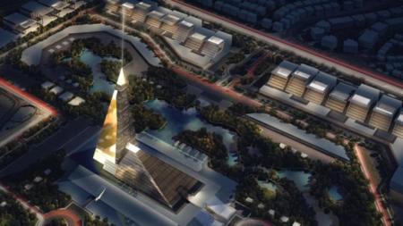 Ésta es la nueva pirámide de Egipto y es más alta que la de Keops