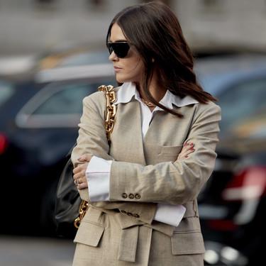La vuelta al trabajo es inevitable y puede afectar a la inspiración: looks de street style perfectos para copiar (a nuestra manera)