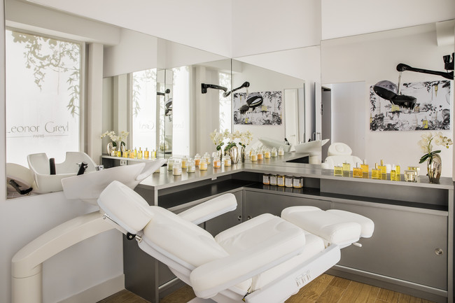 Cabina Hair Spa Leonor Greyl En Mes 1