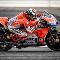 Jorge Lorenzo fue el más rápido en el test de Misano sin la presencia de Marc Márquez