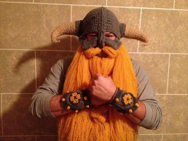 El gorro para el perfecto guerrero medieval 2fa9dc501eb