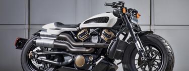 La Harley-Davidson Custom con el motor bicilíndrico de 145 CV vuelve a la lista de motos que llegan en 2021