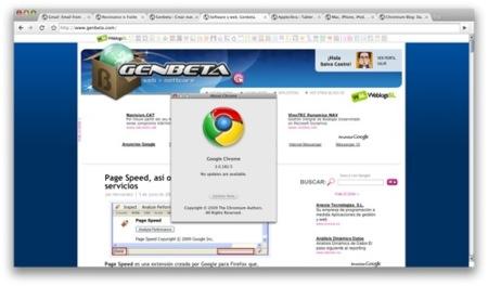 """Google abre al público una """"beta"""" de Chrome para Mac y Linux"""