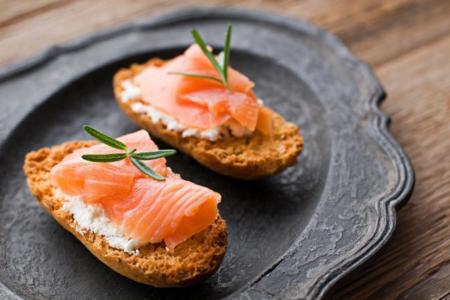 Cuatro snacks ricos en vitamina D para esta temporada