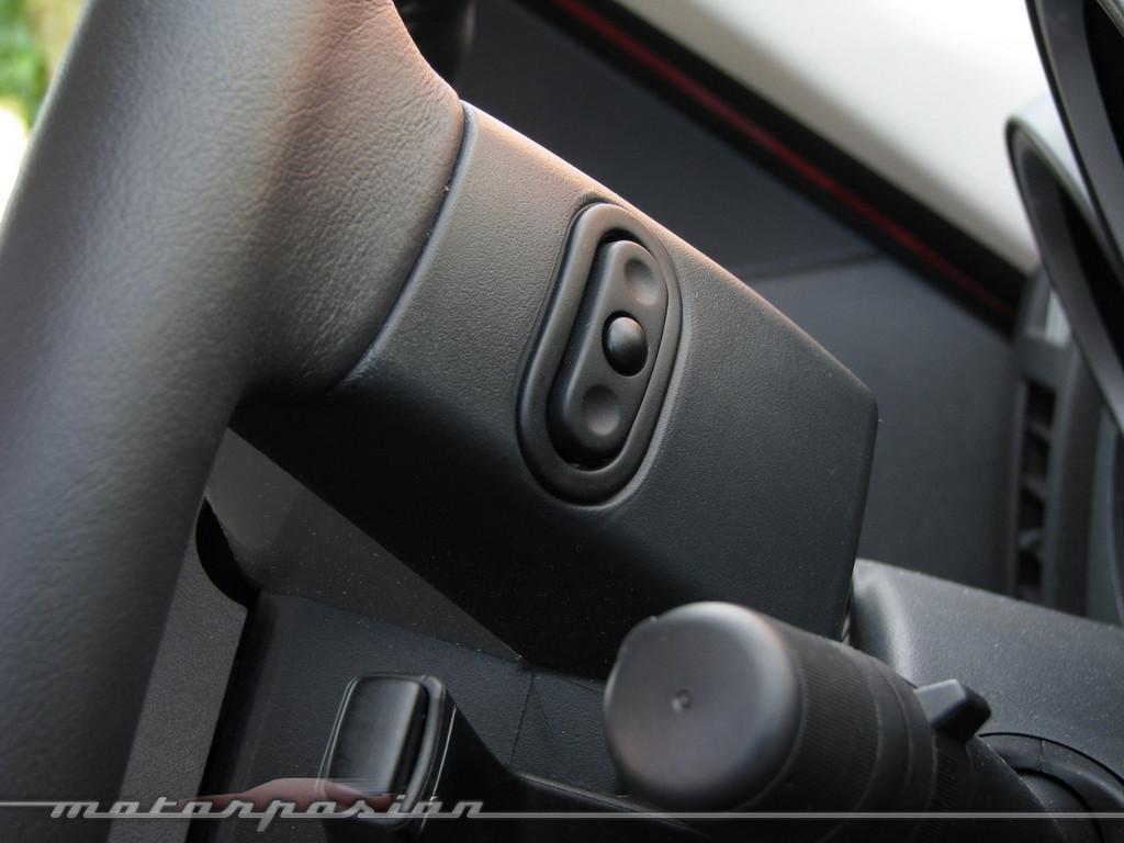Foto de Dodge Nitro (prueba) (25/26)