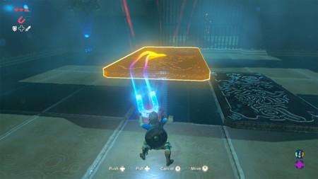 El poder del magnetismo en el nuevo gameplay de Zelda: Breath of the Wild