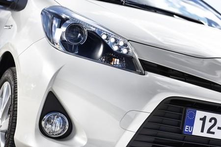 ¿Cómo es la iluminación en los vehículos Toyota?