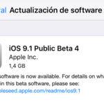 Apple lanza la cuarta beta de iOS 9.1 y la tercera del tvOS, el nuevo sistema operativo del Apple TV