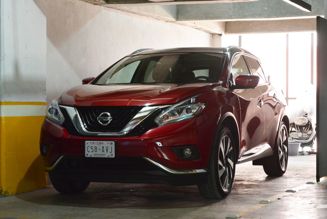 Nissan Murano, esta semana en el garaje de Motorpasión México