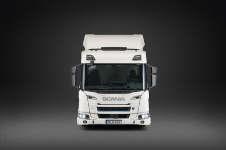 Scania Camion Electrico