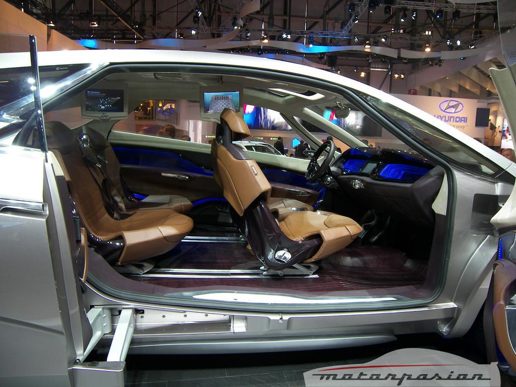 Foto de Hyundai i-Mode en el Salón de Ginebra (10/14)