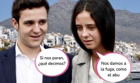 La juerga de Froilán y Victoria Federica: se pasan por el forro las restricciones para pasárselo pipa en Marbella
