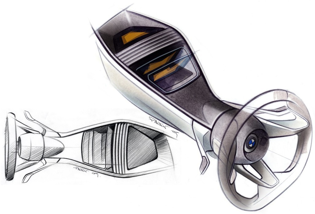 Foto de BMW Vision EfficientDynamics 2009 (12/92)