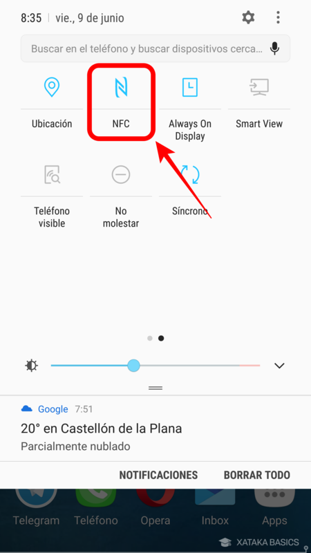 Activar Nfc En Un Samsung Galaxy