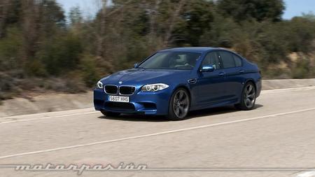 BMW M5, prueba (exterior e interior)