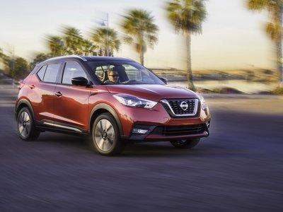 El Nissan Kicks se viste con lo que nunca para pegar en EE. UU.