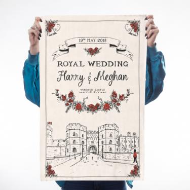 La locura decorativa por la boda real británica continúa: siete accesorios decorativos Meghan&Harry