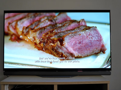 LG E6 OLED, análisis: 6 mm (y 5.000 euros) bastan para tener la mejor calidad de imagen del momento
