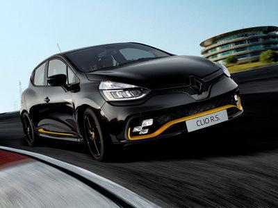 Esta edición limitada Renault Clio R.S.18 tiene chasis Trophy, 220 CV y escape Akrapovic de serie
