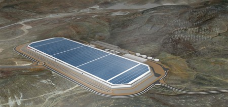 Tesla Gigafactory Render Final